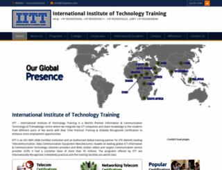 iittglobal.com screenshot