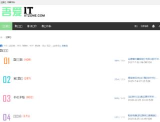 iitzone.com screenshot