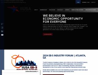iiusa.org screenshot