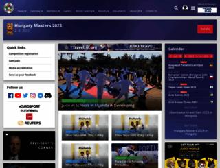 ijf.org screenshot