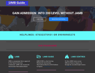 ijmbguide.com screenshot