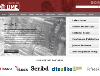 ijme-apm.com screenshot