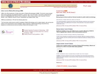 ijmm.org screenshot