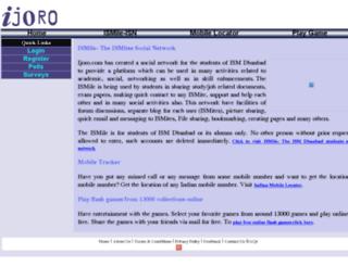 ijoro.com screenshot