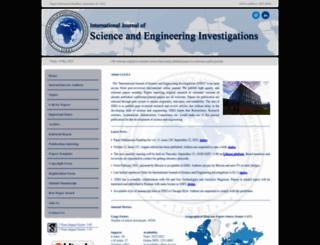 ijsei.com screenshot
