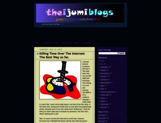 ijumi.blogspot.com screenshot