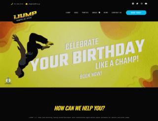 ijump.co.za screenshot