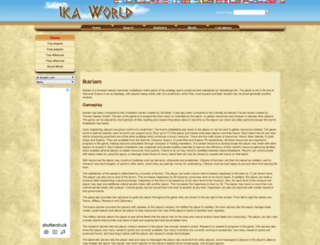ika-world.com screenshot