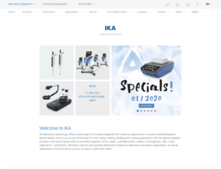 ika.com.my screenshot