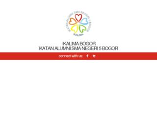 ikalima.org screenshot