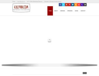 ikalynn.com screenshot