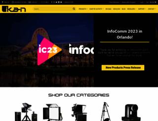 ikancorp.com screenshot