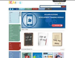 ikanet.net screenshot