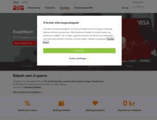 ikanovisa.no screenshot
