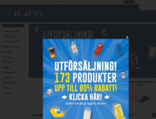 ikaros.net screenshot