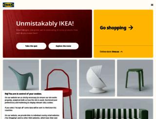 ikea.com screenshot