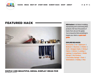 ikeahackers.net screenshot