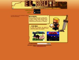 iker-skin.elbruto.es screenshot