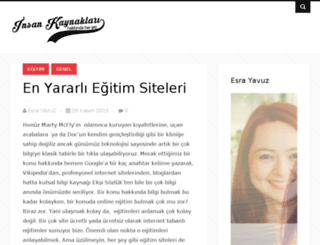 ikhakkindahersey.com screenshot