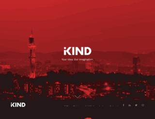 ikindmedia.com screenshot