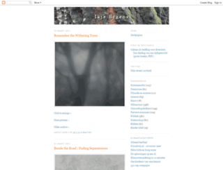 ikje.blogspot.nl screenshot
