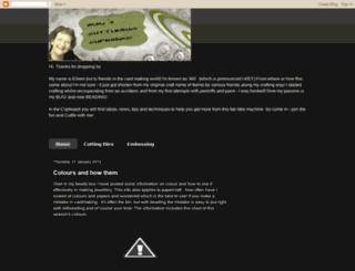 ikkiscuttlebugcupboard.blogspot.com screenshot