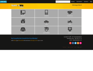 iklan.bantenbiz.com screenshot
