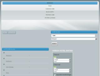 iklanbatam.net screenshot