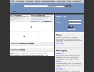 iklangratis.co.id screenshot