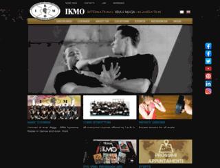 ikmo.it screenshot