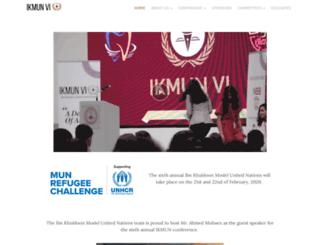 ikmun.com screenshot