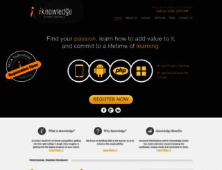 iknowledgeacademy.com screenshot