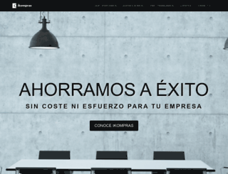 ikompras.es screenshot