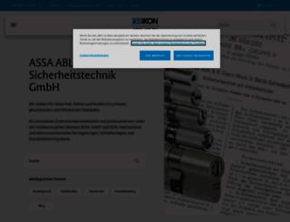 ikon.de screenshot