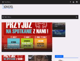 ikoniecpol.pl screenshot