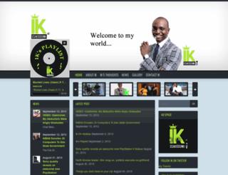 ikosakioduwa.wordpress.com screenshot