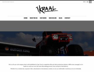 ikraal.co.za screenshot