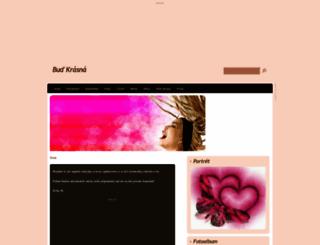 ikrasa.estranky.cz screenshot