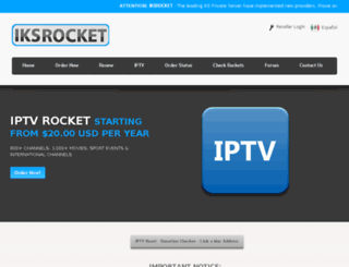 iksrocket.com screenshot