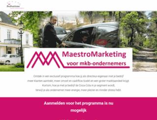 ikwileensterkmerk.nl screenshot