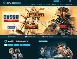 il.gamebox.com screenshot