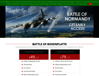 il2sturmovik.com screenshot