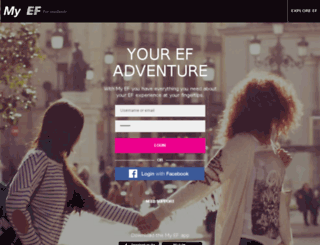 ilab.ef.com screenshot