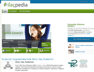 ilacpedia.com screenshot
