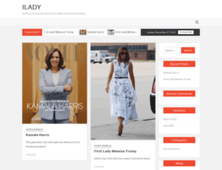 ilady.com screenshot