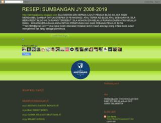 ilahmasakanku.blogspot.com screenshot