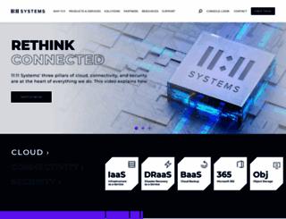 iland.com screenshot