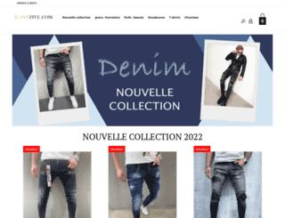 ilannfive.com screenshot