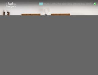 ilbelbagno.com screenshot
