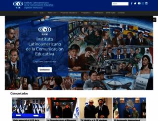 ilce.edu.mx screenshot